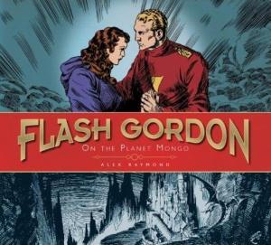 Flash Gordon On The Planet Mongo cover