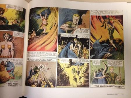 Flash Gordon On The Planet Mongo interior 1