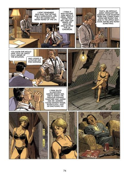 Lady S. Vol 1 Heres To Suzie interior 4