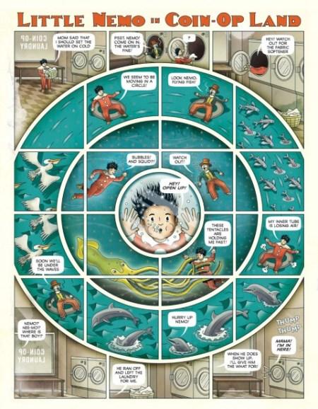 Little Nemo Dream Another Dream interior 3