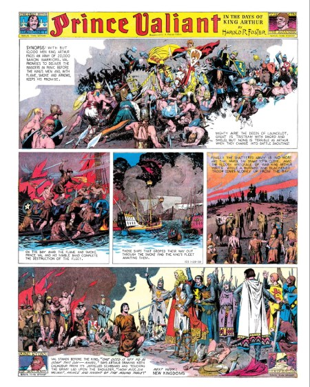 Prince Valiant Vol 2 1939-1940 interior 1