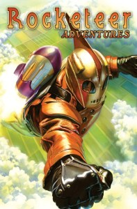 Rocketeer Adventures Vol 1 Hardcover Cover