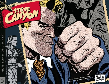The Complete Steve Canyon Vol 1 1947-1948 cover