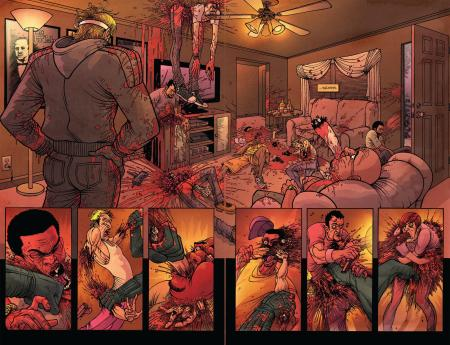 The Strange Talent Of Luther Strode interior 1