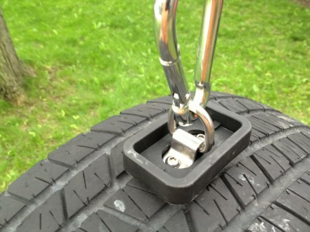 Tire Swing Hook