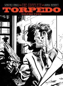 Torpedo Vol 4 cover