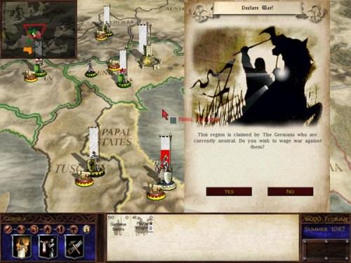 Medieval: Total War Screenshot