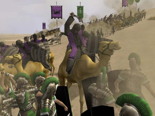 Rome Total War Screenshot