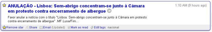 SemAbrigo