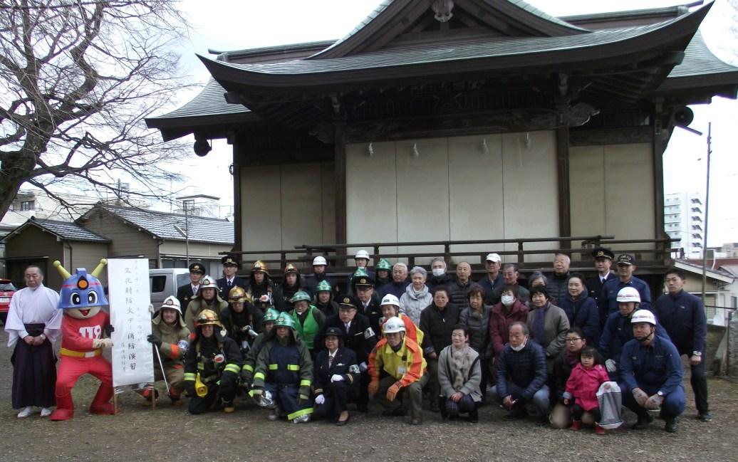 八幡神社消防演習 (0)