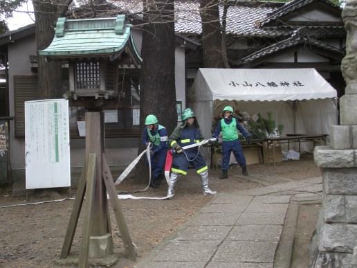 八幡神社消防演習 (15)