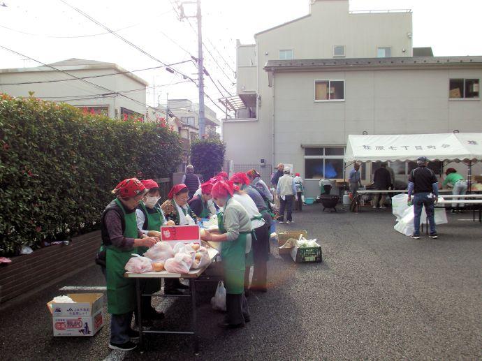 防災&いも煮会 (1)