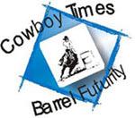 Cowboy Times Barrel Futurity – Lubbock, TX May 15-18, 2003
