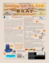 Nov 23 BRAT Race #5 Flyer