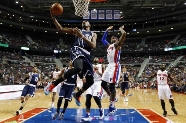 Thunder Pistons Basketball