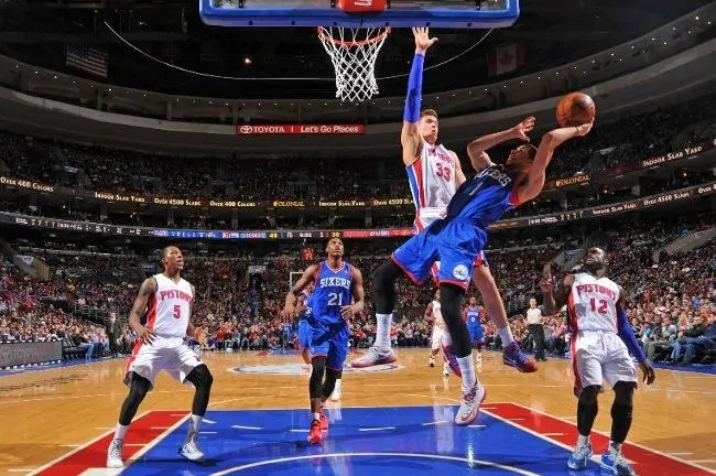 carter williams-sixers-pistons