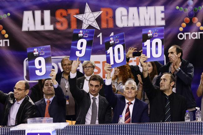 ALL STAR GAME ÏÐÁÐ 2014