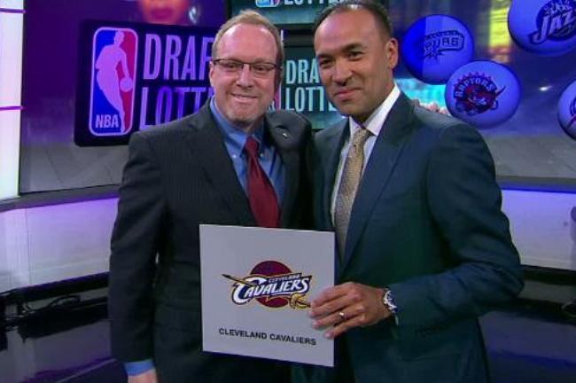 top draft pick-cavaliers