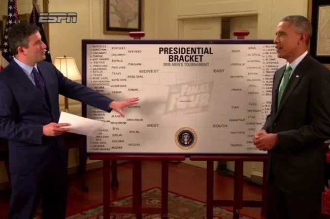 obama-bracket-ncaa-march madness