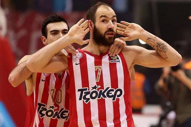 Vasilis Spanoulis-olympiacos-Panathinaikos