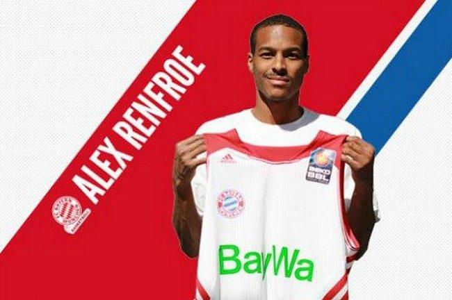 Alex Renfroe-Bayern Munich