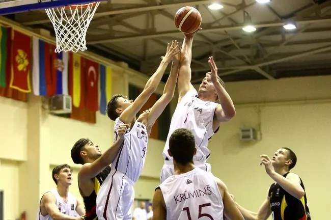 Latvia U18