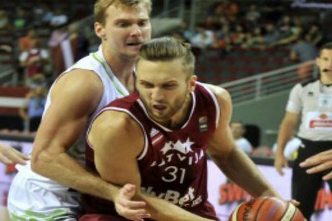 Latvia-Slovenia