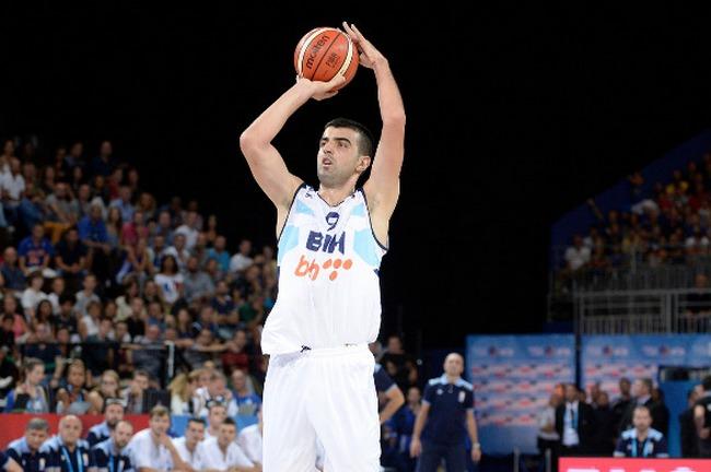 Edin Bavcic-eurobasket-Bosnia