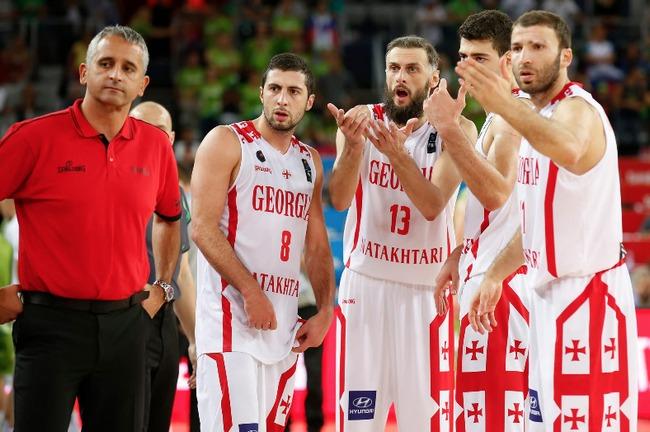 Georgia-Eurobasket