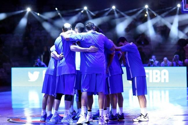 Greece-Hellas-Eurobasket-Ethniki Andron-Spain-Ispania-Parousiasi