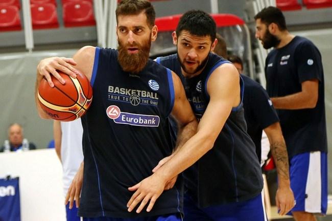 Kaimakoglou-Papanikolaou-Eurobasket-Greece-Hellas-Proponisi-Ispania
