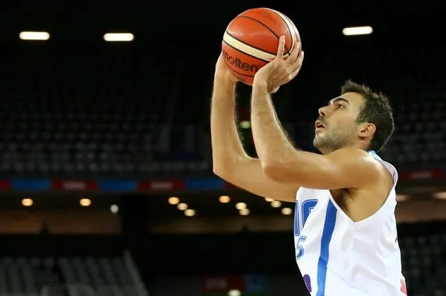 Kostas Sloukas-Eurobasket-Greece-Hellas-Holland-Netherlands