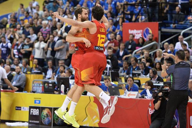 spain national team-eurobasket2015
