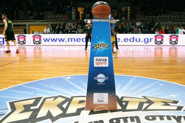 ESAKE - Basket League Σκρατς-Skrats-Mpala