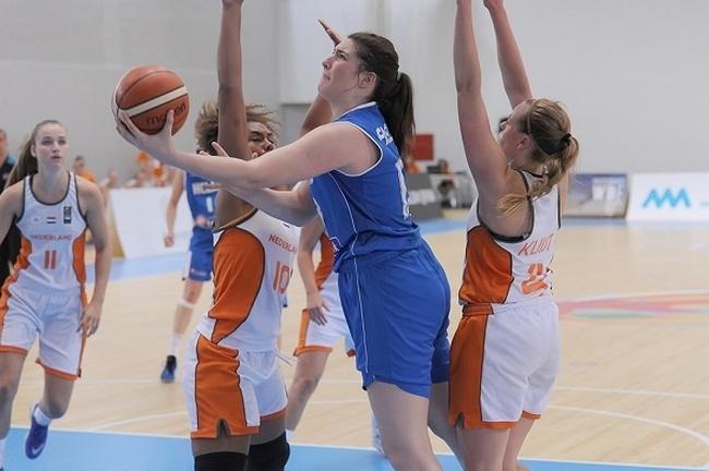Holland-Netherlands-Fasoula-Greece-U20 European championship Women-Ethniki Neon Ginaikon