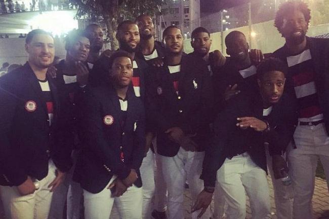Team USA-Olympic Games RIO 2016