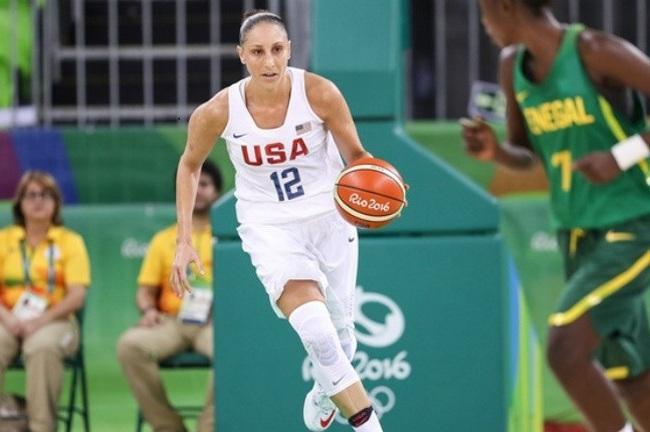 Team USA-Women-Ginaikes