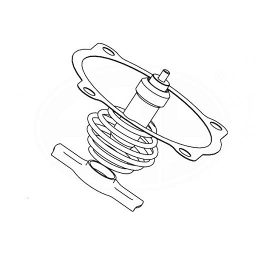 TERMOSTATO OPEL CORSA A Furgonato (S83) 1.5 D 37KW 50CV 06