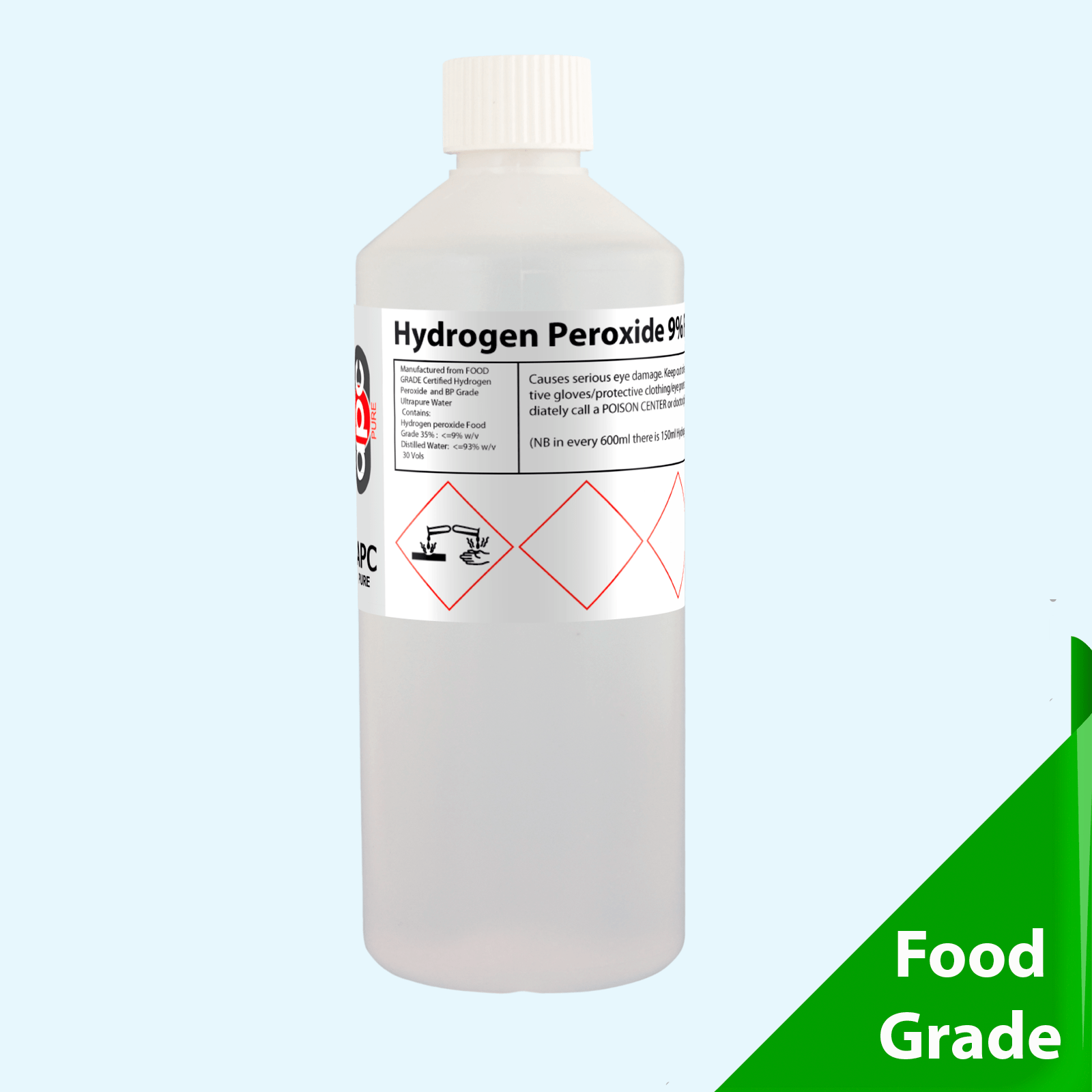 Hydrogen Peroxide Therapy