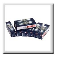 8x BOSCH ZNDKERZE 0242240653 FR6KI332S 8 ZYLINDER MOTOREN