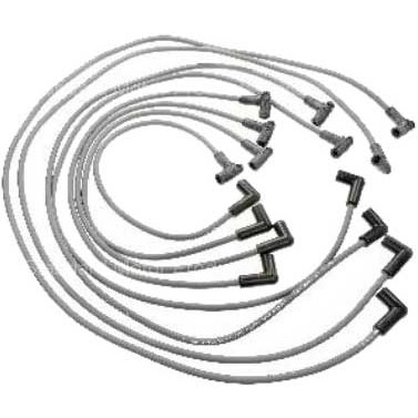 26820 Set of 8 Spark Plug Wires New for Chevy Chevrolet
