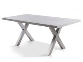 EMMY Tisch Esstisch Küchentisch Tischplatte MDF Dekor ...