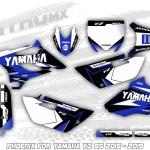 Yamaha Yz 85 2015 2016 2017 2018 2019 Graphics Design Stickers Motocross Mx Ebay