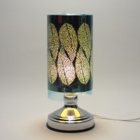 New Electric Metal Silver Aroma Fragrance Oil Lamp Warmer ...