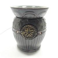 Classic Ceramic Electric Fragrance Oil Tart Lamp Warmer ...