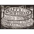 Details about genuine harley davidson roll on birthday card