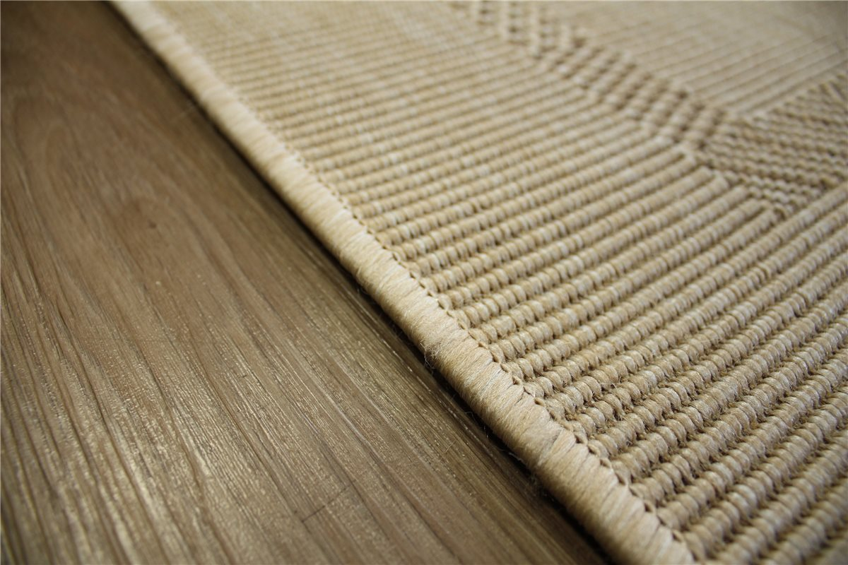 Sisal Teppich Lalee Teppich Sisal Optik Teppich Sisal Optik Orange Mais