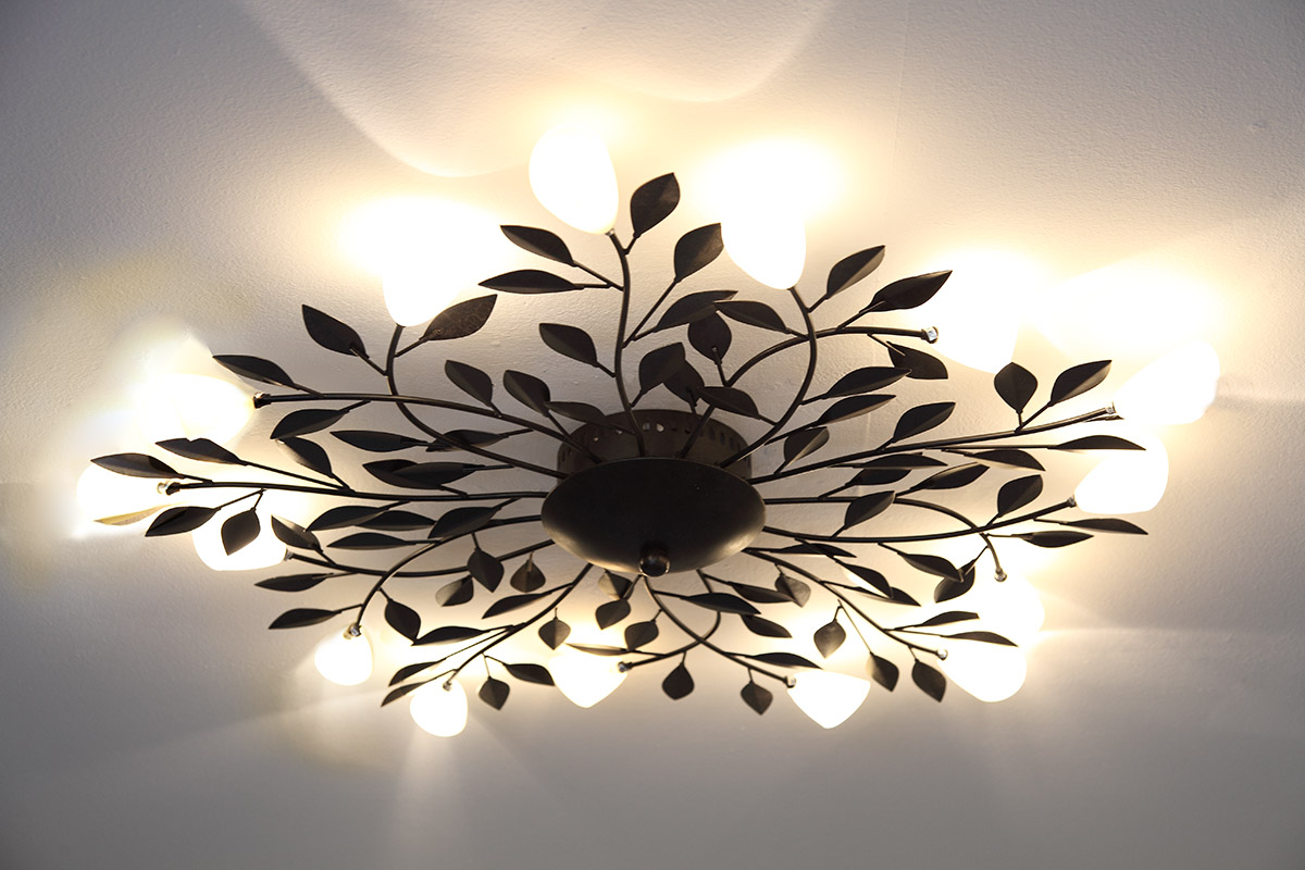Deckenleuchten Wohnzimmer Landhausstil - Boisholz Leuchten Wohnzimmer Landhausstil
