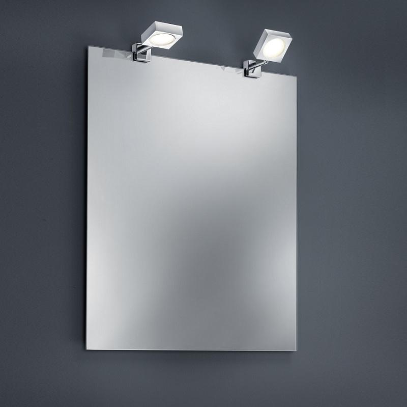 LED Spiegelleuchte Klemmleuchte Bad Lampen Leuchten