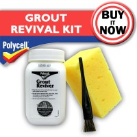 Grout whitener - Tiling/ Ceramic : Mince His Words